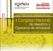 IMATEC31 en el I Congreso Nacional de Maestros y Operarios de Almazaras